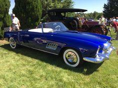 Mid 1950's custom Pinninfarina custom Cadillac