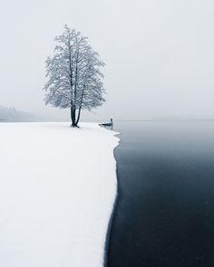 First Snow - Mikko Lagerstedt 2017 - Järvenpää, Finland