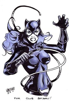 Emanuela Lupacchino Catwoman 2 by Club-Batman on DeviantArt