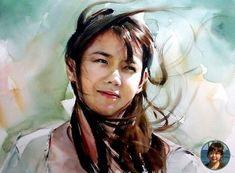 misulbu watercolor - Pesquisa Google