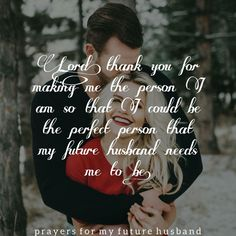 Praying for your future husband. #Day9   Uploaded by Audrey Fisher