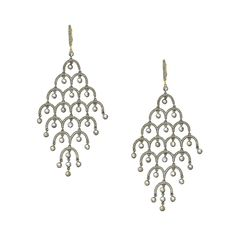 Earrings made of gold with white diamonds White Diamonds, Drop Earrings, Gold, Jewelry, Jewlery, Jewerly, Schmuck, Drop Earring, Jewels