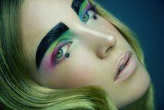 Makeup: Zoe Taylor   Website: www.zoetaylor.com   Twitter: @Zoe James James James Taylor  Photographer/Hair: Unknown
