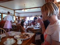 OREGON: The Original Pancake House - Todd Johnson