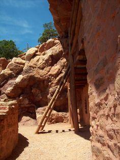 Anasazi-Cliff Dwellers, Colorado