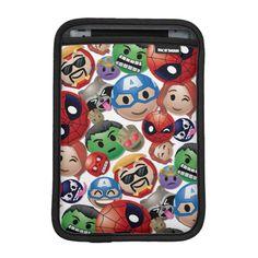 Shop Marvel Emoji Characters Toss Pattern Sleeve For iPad Mini created by marvelemoji. Personalized Gifts For Kids, Customized Gifts, Custom Gifts, Emoji Characters, Emoji Patterns, Superhero Gifts, Galaxy Pattern, Keys Art, Ipad Sleeve