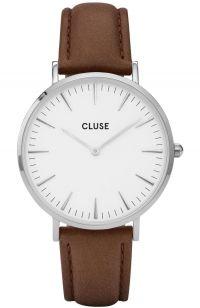 CLUSE La Boheme Brown Leather Strap CL18210