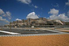 Bioclimatic facade - Serge Ferrari