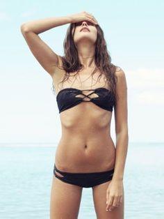 cool cut out bikini top lots of colors too - ISHINE365 | Bikinis