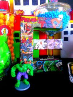 Superhero Comic Party | CatchMyParty.com