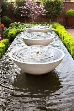 Outdoor Fountains And Water Features Balwyn via www