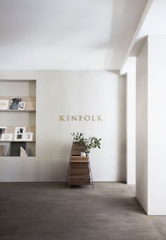 Minimal branding from Kinfolk Offices – Copenhagen