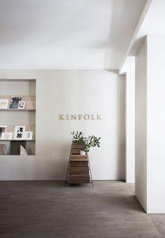 Minimal branding from Kinfolk Offices – Copenhagen