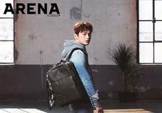 Seo In Guk Shows His Best Boyfriend Look in 'Arena Homme Plus' Marketing Website, Seo In Guk, Men Photoshoot, Park Hyung Sik, Joo Hyuk, Best Boyfriend, Korean Entertainment, Recent News, Pull Off
