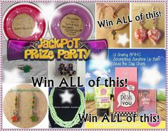 Who wants to WIN ALL OF THIS? See event for info! www.facebook.com/events/348824041985127