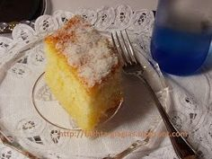 Greek Sweets, Greek Desserts, Greek Recipes, Pastry Cake, Different Recipes, Cornbread, French Toast, Sweet Treats, Deserts