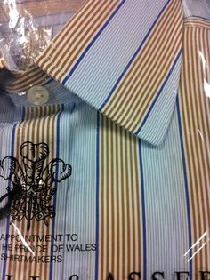 NWT$400 Turnbull & Asser Exclusive World Top Gorgeous Shirt 16.5/42 classic to43 #TurnbullAsser