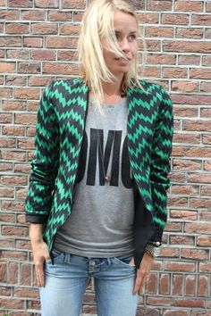 New Funky Reversible Blazer Objection Go Green    Now available @  http://www.projectsuitcase.nl/new-collection-objection/new-blazer-groen.html#.UDuPKI41Ub4