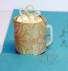 Résultats de recherche d'images pour «pop up cards with coffee cups»