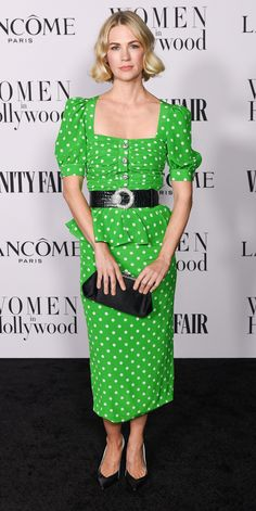 January Jones attends the Vanity Fair and Lancôme Women in Hollywood celebration at Soho House on February 2020 in West Hollywood, California. Get premium, high resolution news photos at Getty Images Betty Draper, January Jones, February, Glamour, Celebrity Look, School Fashion, Sheer Dress, Vanity Fair, Star Fashion