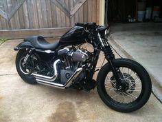 2008 Harley Davidson 1200 Nightster