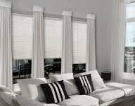 window treatments for multiple windows - Google Search