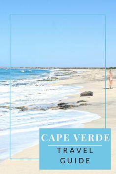 Travel destination wanderlust Cape Verde