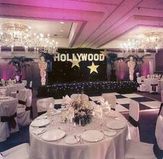 hollywood themed party - Google Search