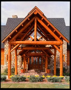 Custom Cedar Log Homes, Luxury Cottage Floor Plans, Architectural Design Services – Town & Country |Town and Country Cedar Homes