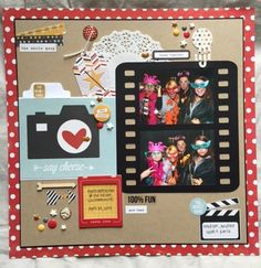The Whole Gang - Simple Stories - Say Cheese II Collection -  http://www.scrapbook.com/gallery/image/layout/5299289.html#C2w9OhLl2QOOWuJ5.99