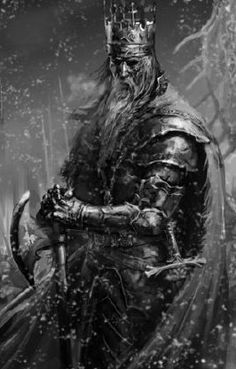 Eric Redaxe The High king of the Norse