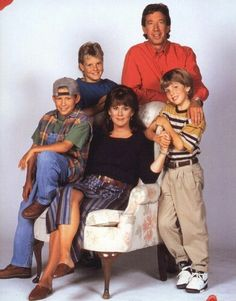 Tv show Home Improvements. The re-runs still make me laugh :-)