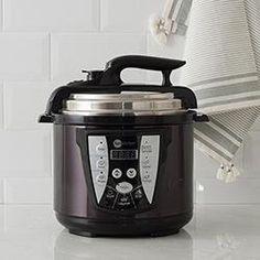 Panela de Pressão Elétrica Fun Kitchen All Black 4L com 2 Anos de Garantia