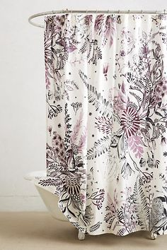 Cornelis Shower Curtain