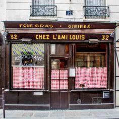 Open All Hours, Paris Store, Watercolor Flowers Tutorial, Paris Illustration, Paris Cafe, Shop Fronts, Cafe Restaurant, Stop Motion, French Vintage