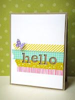 Donna Mikasa's card     I SO wish that I had signed up for the Clean and Simple Card Making 2 online class.....Am I too late or can I jus...