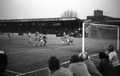 Plough Lane, used to be the home of Wimbledon Football Club - The Dons