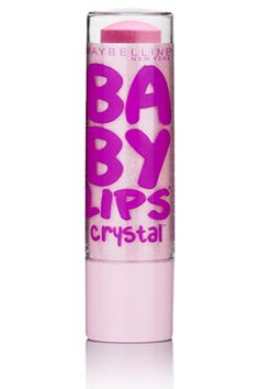 Maybelline Baby Lips Crystal in Beam of Blush, $4.49, available at CVS.