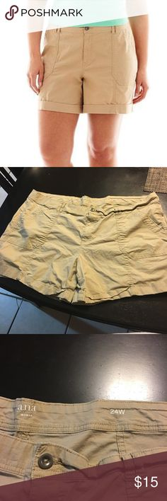 Ana Woman's Shorts Gently worn shorts jcpenney Shorts