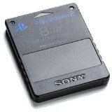 PlayStation 2 Memory Card (8MB) (Accessory)By Sony Computer Entertainment