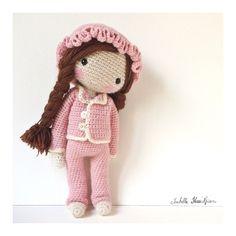 """isabellekessedjian:  #crochet """"Ma poupée au crochet"""""""