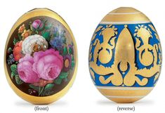 View Easter egg by Imperial Porcelain Factory on artnet. Browse upcoming and past auction lots by Imperial Porcelain Factory. Porcelain Jewelry, Fine Porcelain, Porcelain Ceramics, Painted Porcelain, Easter Art, Easter Crafts, Easter Eggs, Glass Ceramic, Ceramic Pottery