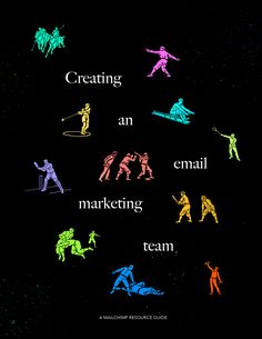 All types of businesses can benefit from creating an email marketing team…