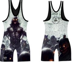 Battle Tek Mega Beast Singlets are fully sublimated, made of 100% Polyester with a blend of 98% Lycra and 2% Spandex. Battle Tek Athletic's Matching MMA grappling shorts and Performance Tees are also available for purchase online. The mega beast is also believable in youth sizes #wrestling #singlets #wrestlingsinglets