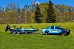 Why not have your boat wrap match your vehicle wrap! See www.adsonwheels.com for your free quote!
