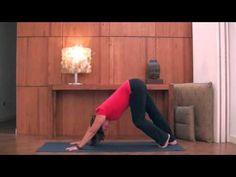 Clase de Yoga fácil para principiantes y embarazadas - nivel básico II - YouTube