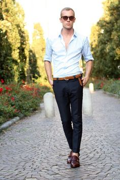Pour un look totalement casual chic #look #casual #chic #casualchic #men #mode #fashion #fashionformen