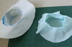 Millinery musings: Tutorial – making a hat pattern Part 3