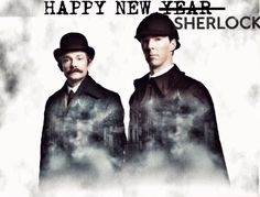 Happy New Sherlock! We've had a new episode everyday of the year so far!!!!