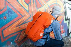 Everest 40L Backpack on Behance
